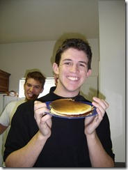 Brandon's good pancakes